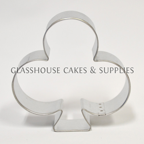 Clubs Suit Cookie Cutter