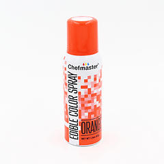Chefmaster Edible Colour Spray Orange