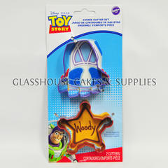 Wilton Toy Story Cookie Cutter Set
