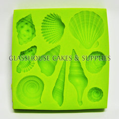 Sea Shells Collection Silicone Mold