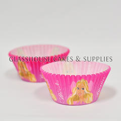 Barbie Patty Cups