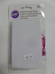 Wilton Foam Decorating Wedges