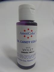 Americolor Violet Oil Candy Colour