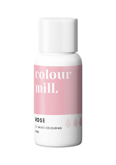 Colour Mill Oil Based Colouring - Rose
