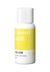 Colour Mill Oil Based Colouring - Yellow
