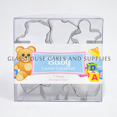 Baby Mini Cookie Cutter Set SS