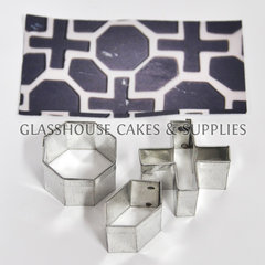 Geometric Tiles Cutter Set