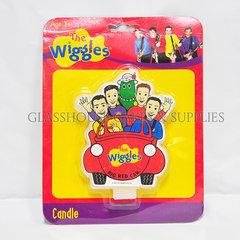 Wiggles Big Red Car Cake Tin