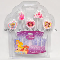 Disney Princess 5 Pick Candle Set
