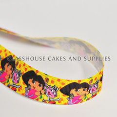 Dora the Explorer Cloth Ribbon