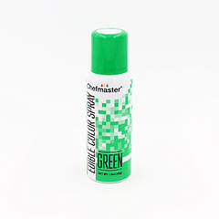 Chefmaster Edible Colour Spray Green
