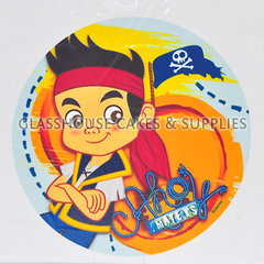 Jake and the Neverland Pirates Cake Edible Images