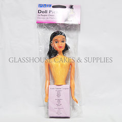 Doll Pick black hair