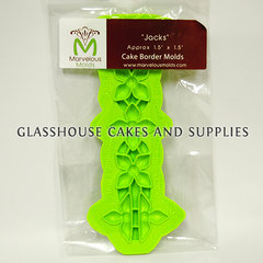 Jacks Cake Border Mold