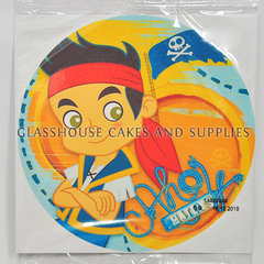 Jake and the Neverland Pirates Edible Image