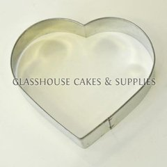Heart Cookie Cutter - Round Top