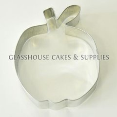 Apple Cookie Cutter - Round