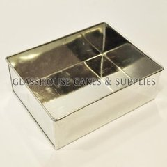 Rectangle Baking Tin 7x5in