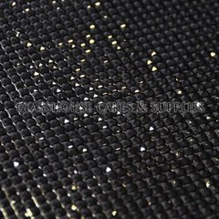 Black Bling Sheet - Large