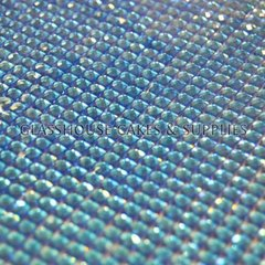 Blue Bling Sheet - Small