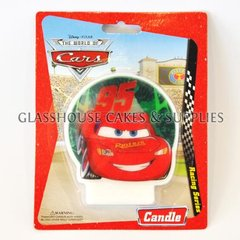 Cars Picture Candle