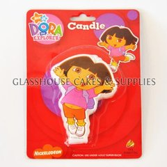 Dora Picture Candle