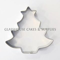 Big Christmas Tree Cookie Cutter