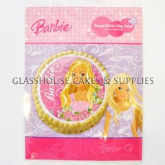 Barbie Edible Image