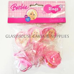 Barbie Party Rings