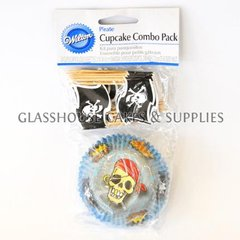 Cupcake Combo Pack - Pirates