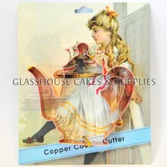 Copper Teapot Cookie Cutter Robert Gordon