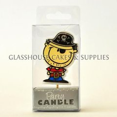 Pirate Party Candle
