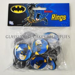Batman Party Rings