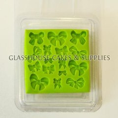 Small bow Silicone Mold