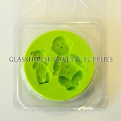 Baby and Bear Silicone Mold