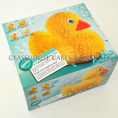 3D Ducky Baking Tin