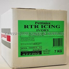 Pettinice Ivory RTR Icing 7kg