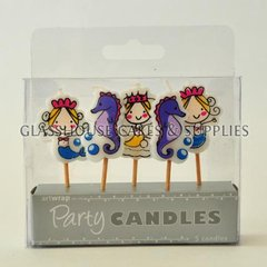 Mermaid Party Candles