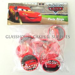 Cars Party Rings