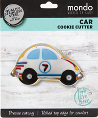 Car - Mondo Cookie Cutter