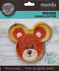 Mouse - Mondo Cookie Cutter