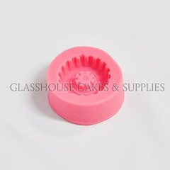 Glasshouse Cakes & Supplies. Wheel with tread small mould