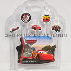 Pixar Cars 5 Pick Candle Set