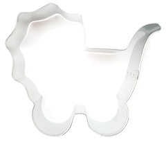 Pram - Cookie Cutter