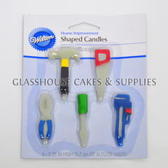 Wilton Hand Tools Shaped Candles