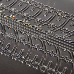 Tire Tread Texture Mat