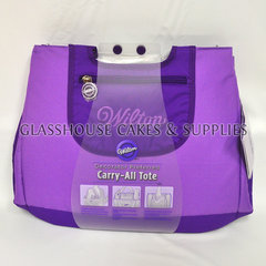 Wilton Decorator Carry All Tote Bag