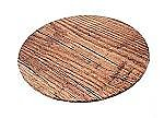 10 inch Round Wood Grain Board