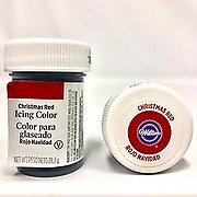 Wilton Christmas Red Gel Paste Colouring