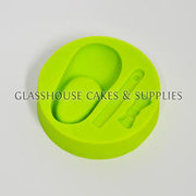 Baby Shoe Silicone Mold